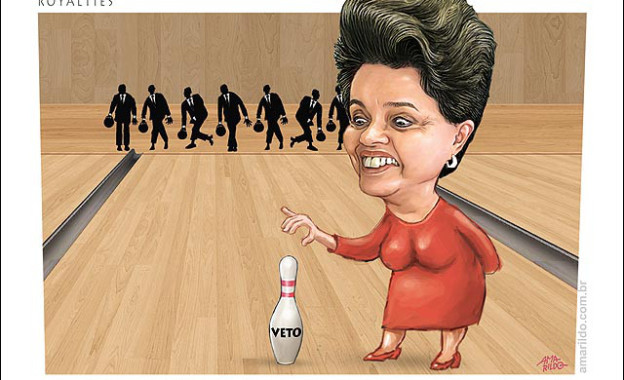 Nosso Próximo Combate Foi Selado: Dilma Veta Reajuste Dos Servidores Do Judiciário Federal