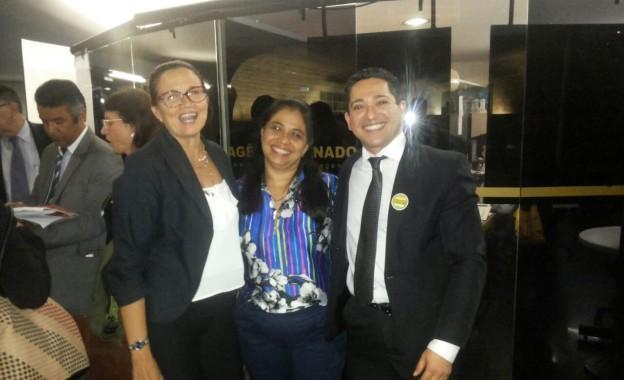 Sindissétima atua em Brasília na reta final da aprovação do PLC 29/16