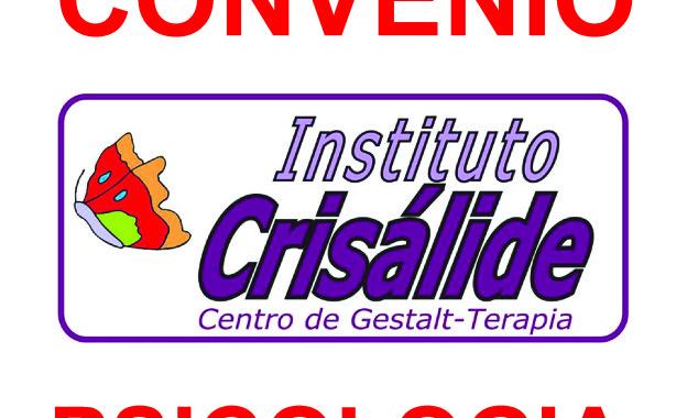 Sindissétima fecha convênio com Serviço de Psicologia do Instituto Crisálide – Centro de Gestalt Terapia
