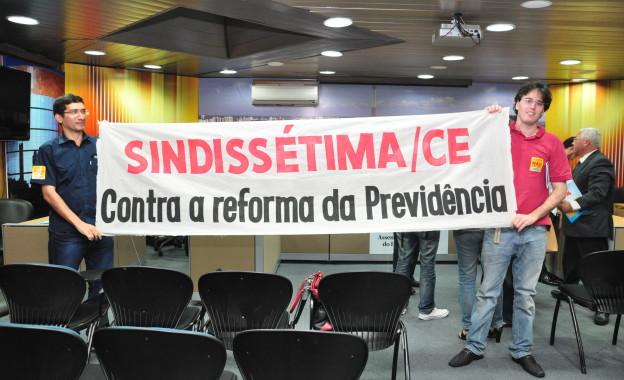 Esclarecimentos Sobre as Próximas Mobilizações Contra a Reforma da Previdência do Sindissétima