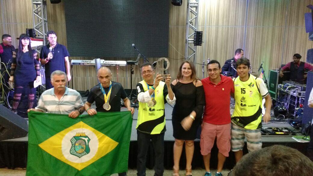 Participação da Delegação do TRT-7ª Região (Ceará) na XV ONJT – NATAL RN 9be82a49de388